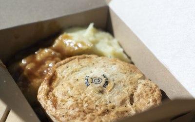 Pie and Mash
