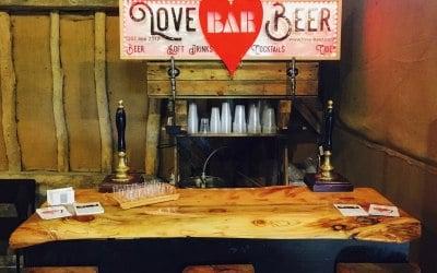 Love Beer Bars Ltd - Mobile Bars Kent