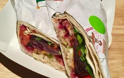 Burrito de Verduras (V)