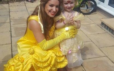 Meet our stunning princesses