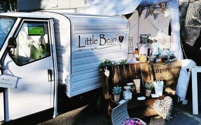 Little Bean preparing for Wedding event UK