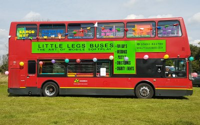 Little Legs Buses 2