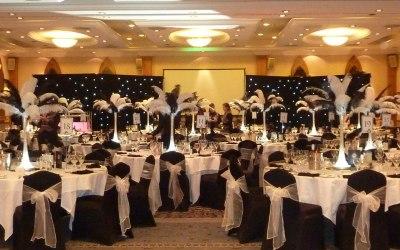Black & white event for Enterprise Inns