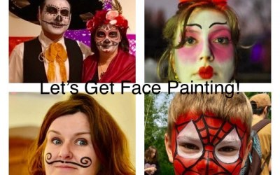 Let's Get Face Painting 8