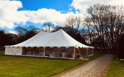 Bowland Marquees 9