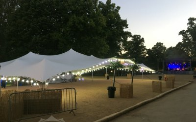 you can get a quote for stretch tents price list and features.