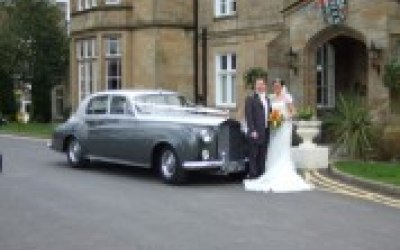 Elegance Wedding Car Hire 1