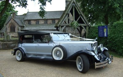 Elegance Wedding Car Hire 3