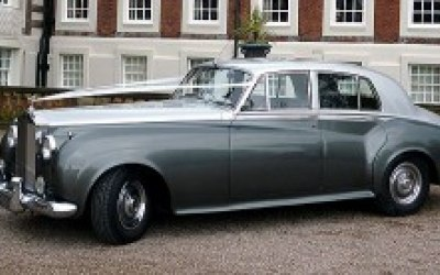 Elegance Wedding Car Hire 4
