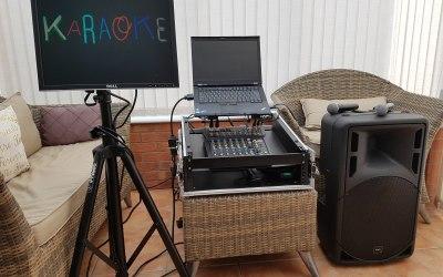 Diy Karaoke equipment