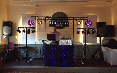 Full disco setup