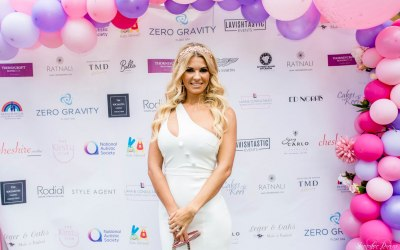 Royal Ascot Charity Event-Celebrity Christine McGuinness