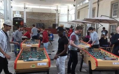 4-Table Tournament at Lancaster University