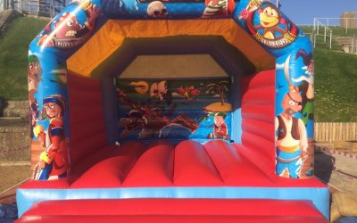 A1 Weymouth Bouncy Castle Hire  9