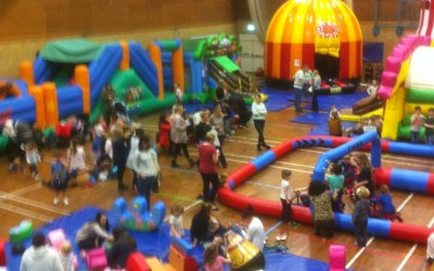 A1 Weymouth Bouncy Castle Hire  2