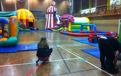 A1 Weymouth Bouncy Castle Hire  3