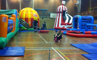 A1 Weymouth Bouncy Castle Hire  1