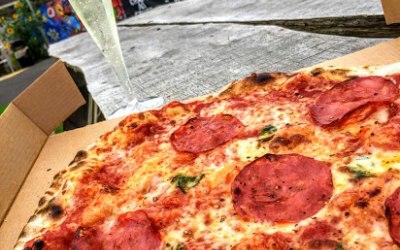 pizza prosecco festival