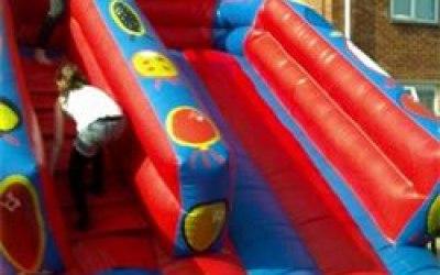 Bumps Bouncy Castle 4