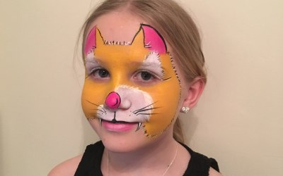 T's Face Painting 2