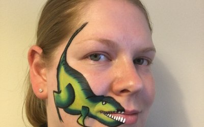 T's Face Painting 9