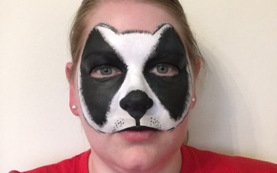 T's Face Painting 5