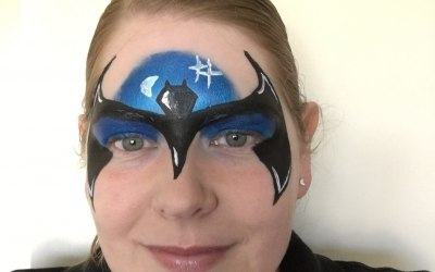 T's Face Painting 4