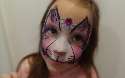 Rosie Posie Face Painting 2
