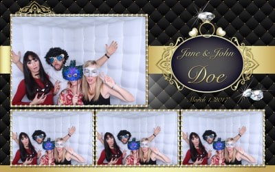 West Midlands Photo Booth 8