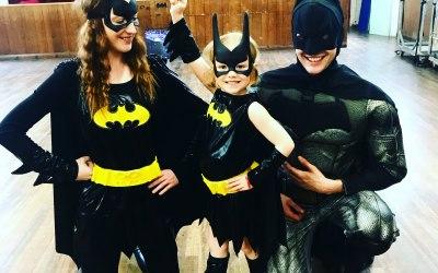 Review photo - Batman & Batgirl
