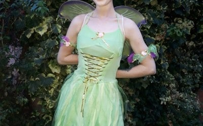 Tinker-bell from Peter Pan