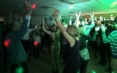 50th Birthday Party, Sidcup