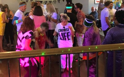 80's Theme Party, West Malling