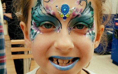 Jellinelli Face Painting 1