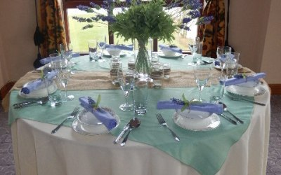 Table Cloths and Runners