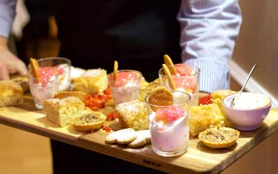 Dessert sharing board