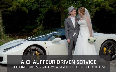 Wedding Supercars 9