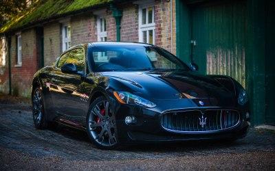 Maserati GTS