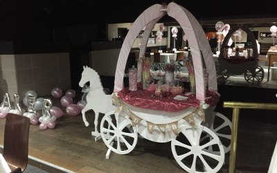 Candy Carts & Carriages
