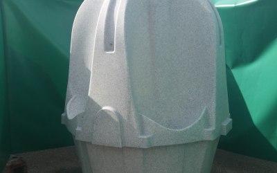 4 Urinal Units