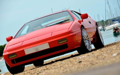 Our Lotus Esprit - Hire