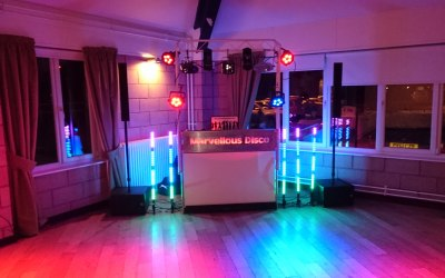 50th birthday party at Carlisle Rugby Club