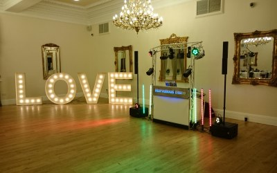 Wedding at Doxford Hall