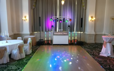 Wedding at Balmoral Hotel, Edinburgh