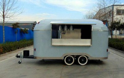 Vintage Trailer - Available from End of April