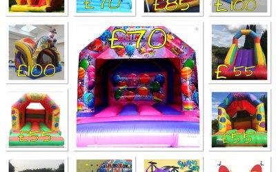 Hop Skip Jump Bouncy Castle Hire 4
