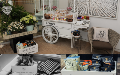 Sweet, Cakes & Cheese Carts