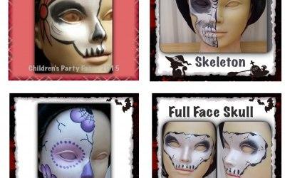 Children's Party Faces 2