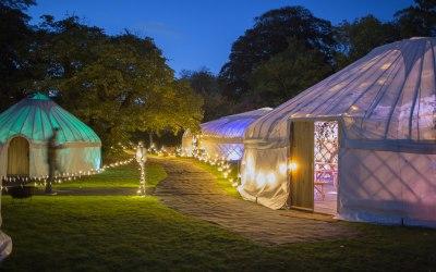 Yorkshire Yurts 4