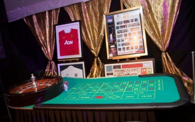 Roulette at Charity Event